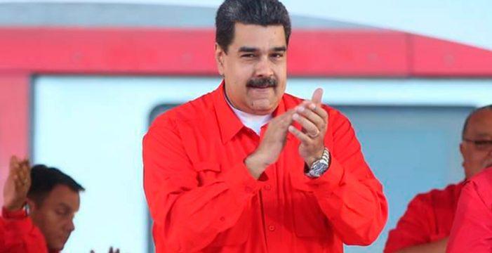 Maduro anuncia que triplicará el salario mínimo en Venezuela