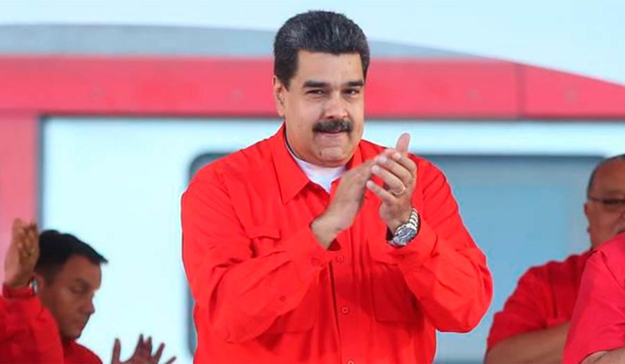 Maduro anuncia que se presentará a la reelección en las próximas presidenciales en Venezuela