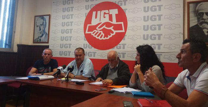 Huelga y concentraciones en el sector de limpieza de los colegios de La Laguna