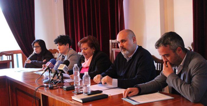 La alcaldesa denuncia el bloqueo de la oposición a la cuenta de 2018