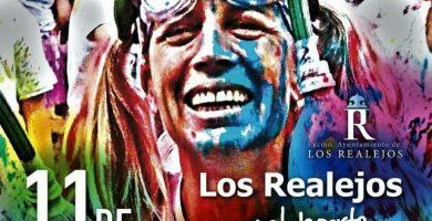 Deporte y diversión se dan la mano en The Run Colour Los Realejos