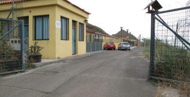 El albergue de Valle Colino da servicio a cuatro municipios. DA