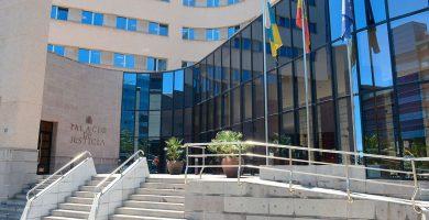 Palacio de Justicia de Santa Cruz de Tenerife. Fran Pallero