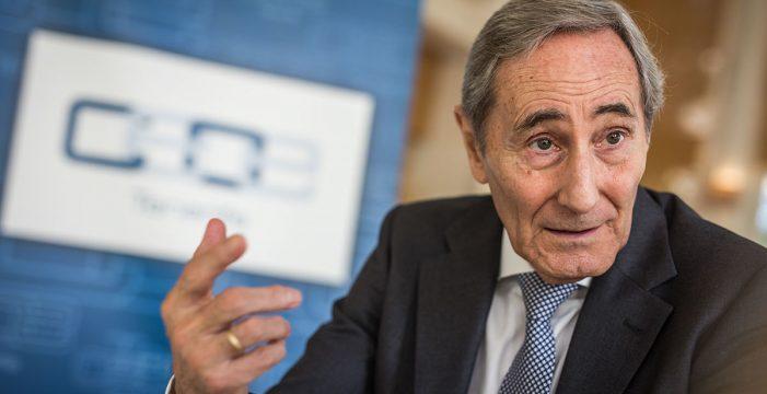 """Linares, presidente de la Comisión de Sociedad Digital de CEOE: """"La robótica está entrando en el mercado laboral con fuerza"""""""
