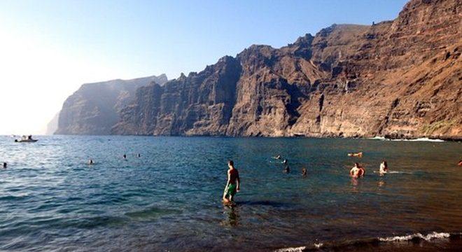 La playa de Los Guíos, en Santiago del Teide, mejorará sus accesos