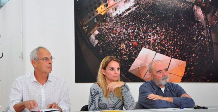 """Podemos se apoya en siete expertos para """"construir otra Canarias"""" y acabar con el modelo """"agotado"""" de CC"""