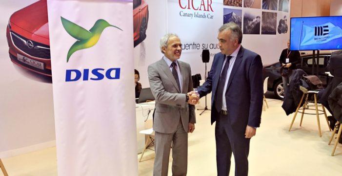 CICAR y DISA renuevan su alianza de colaboración en FITUR 2018