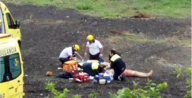 Dos fallecidos en la costa de San Juan de La Rambla