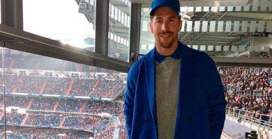 El 'look' que hizo rey de los memes a Sergio Ramos