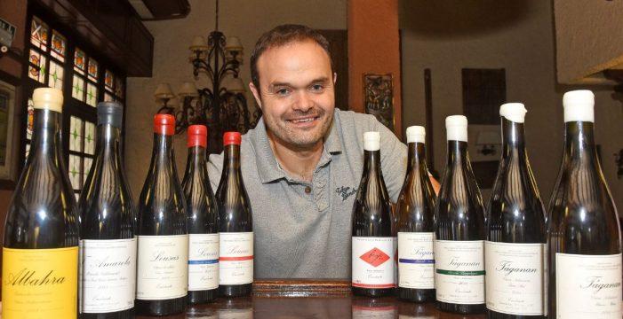 Dos vinos de Taganana, calificados como sobresaliente en la 'biblia del vino'