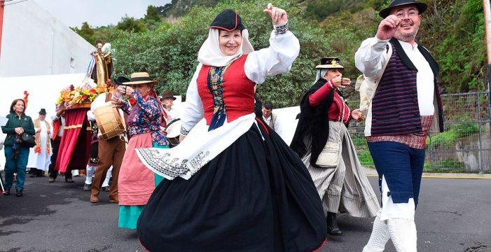 Arranca la temporada de romerías en Tenerife