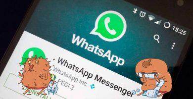 Los stickers llegan a WhatsApp y son así de feos