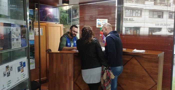 El CIT Tedote asesoró de forma directa a más de 147.000 turistas en 2017