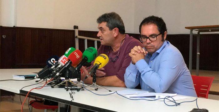 UGT y CCOO en Canarias no descartan una huelga general en 2018