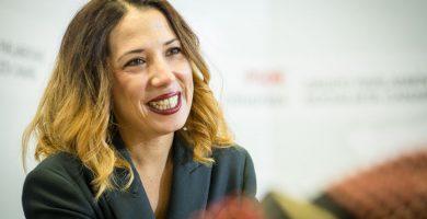 Patricia Hernández (PSOE) | Foto: Andrés Gutiérrez