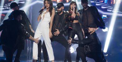 Aitana y Ana Guerra revolucionarán Los40 Primavera Pop 2018 con 'Lo Malo'