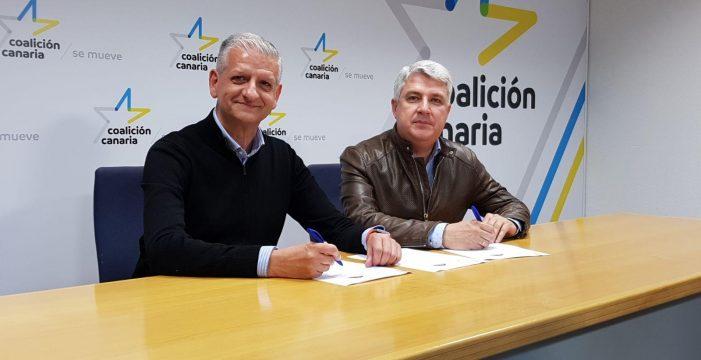 Agrupación Independiente de Arafo se integra en Coalición Canaria