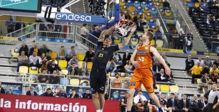 El Iberostar Tenerife hace historia en la Copa del Rey