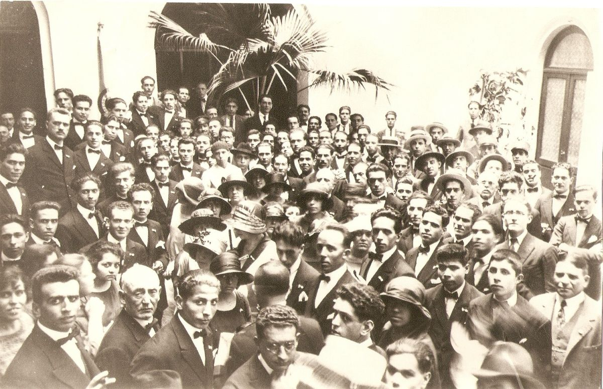Circulo de amistad. 1er concurso Coro. 1924_195