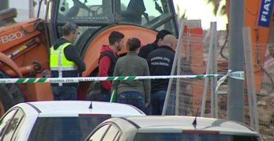 Investigan el hallazgo de un cadáver enterrado en el sur de Tenerife