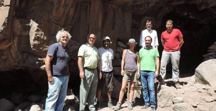 El barranco de Los Gomeros se revela como una joya arqueológica