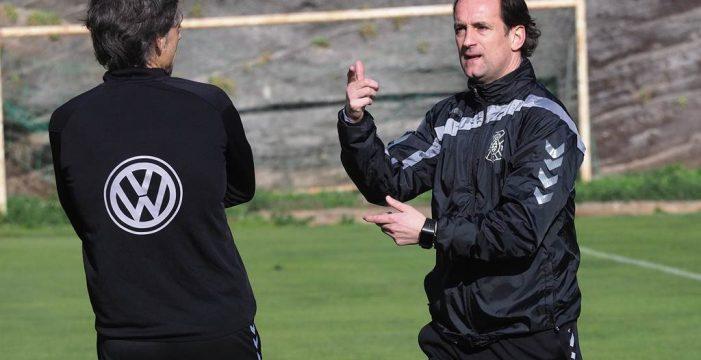 Joseba Etxeberria: presión e intensidad