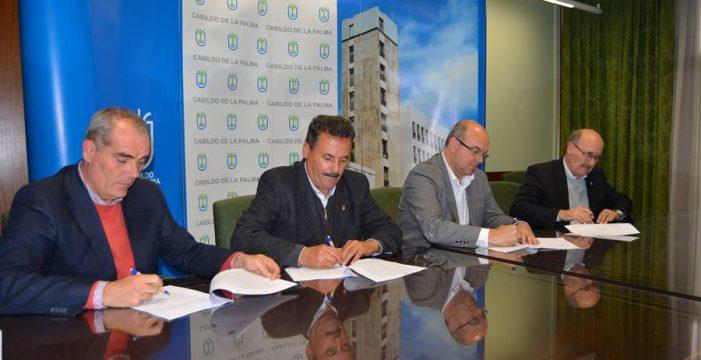 Acuerdo entre el Cabildo, el IAC y Puntagorda en favor del TMT