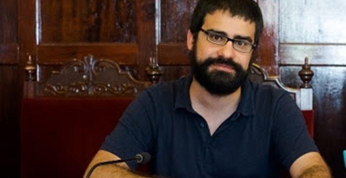 Felipe Ramos, candidato de IUC al Cabildo y al Ayuntamiento de Los Llanos