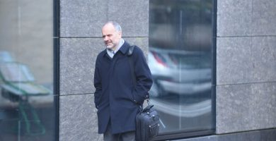 Retoma su declaración uno de los expertos contratados por Clavijo para el caso Grúas