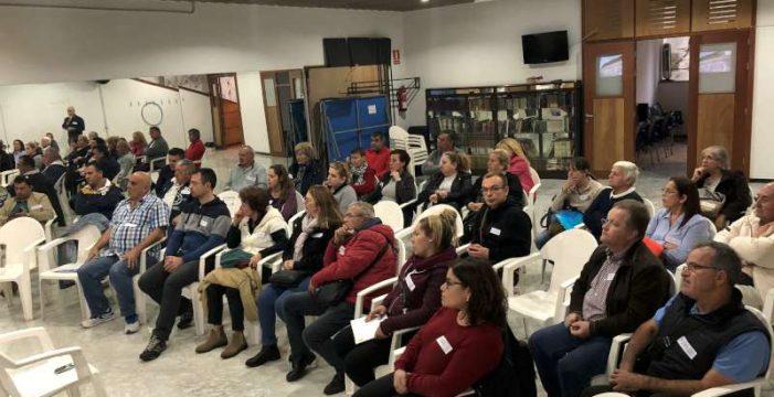 Candelaria abre las consultas sobre los Presupuestos Comunitarios 2019