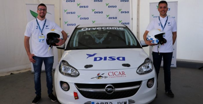 Yeray Pérez y Miguel Ángel de Armas se proclaman ganadores de la Escuela de Pilotos Tu Club DISA Copi Sport