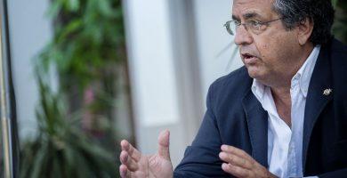 El senador del Partido Popular Antonio Alarcó preside la comisión. Andrés Gutiérrez