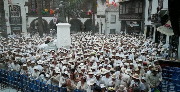 La Palma late al ritmo de Los Indianos