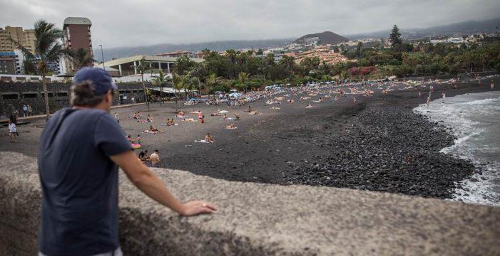 Renovación de los aseos y vestuarios de Playa Jardín
