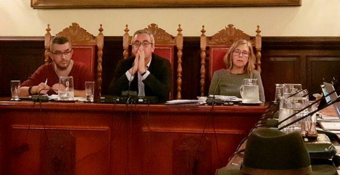 Las diferencias entre CC y PSOE tensan el pacto de la capital