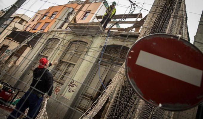 El juzgado da la razón al Cabildo en la paralización de las obras en Miraflores