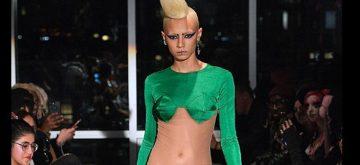 Pelucas vaginales, la última tendencia en la Semana de la Moda de Nueva York