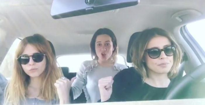 Leticia Dolera canta y baila 'Lo Malo' en el coche y enciende las redes