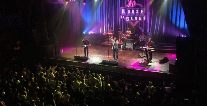 The Originals Wailers inicia su gira española en Canarias