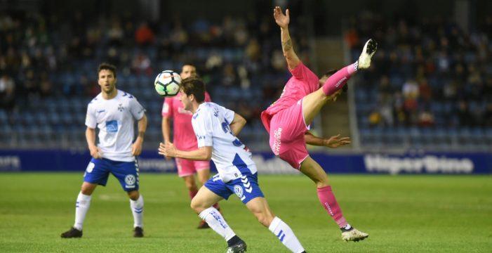 CD Tenerife-Córdoba CF: Etxeberria debuta con goleada (5-1)
