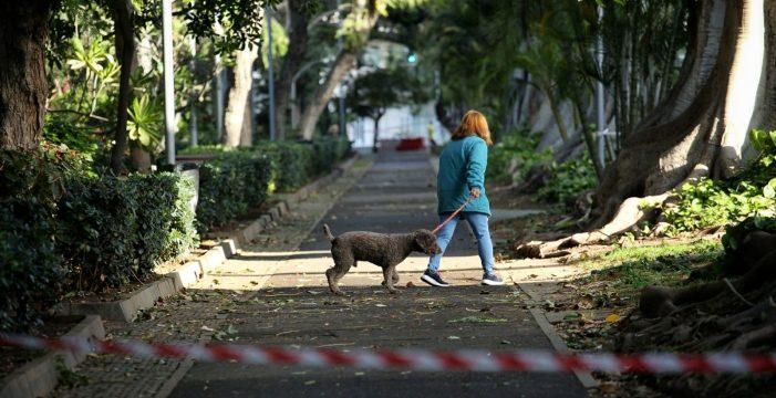 Santa Cruz mantendrá este fin de semana restricciones en parques y canchas