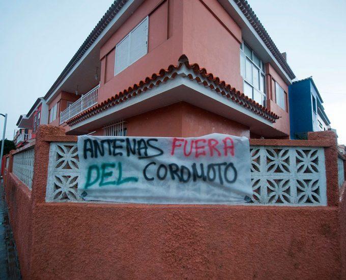 La lucha de un barrio contra las antenas
