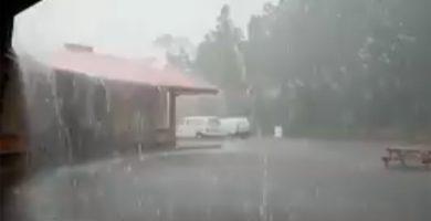 Los cierres de varias carreteras, principal incidencia en La Palma
