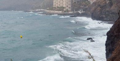 Canarias estará este miércoles en riesgo por fuerte viento y oleaje