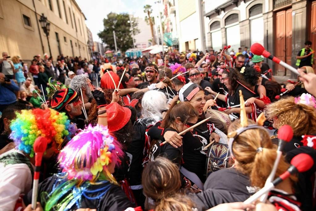 carnaval Día domingo 2