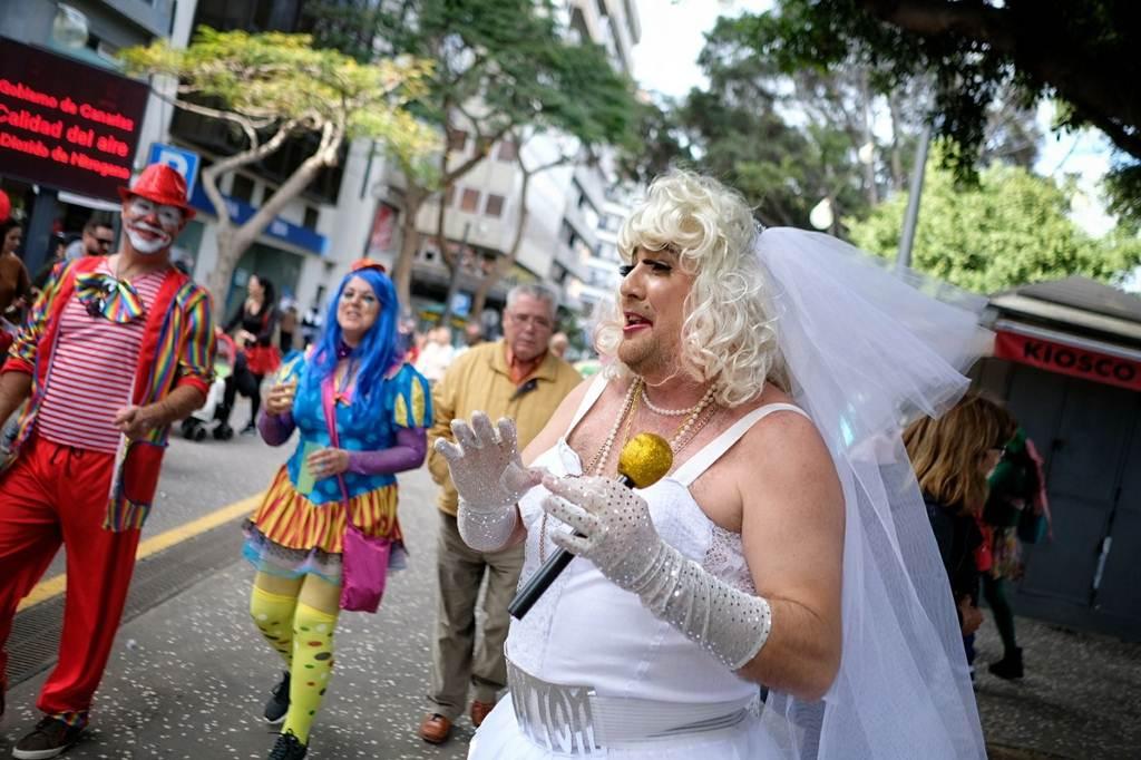 carnaval Día domingo 3
