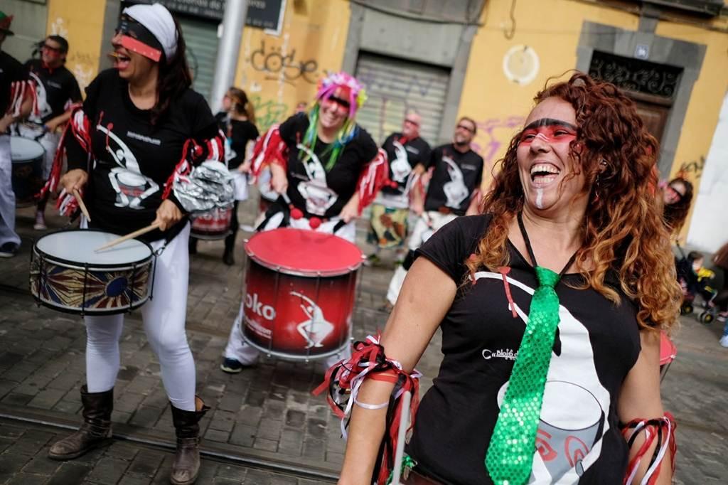carnaval Día domingo 5