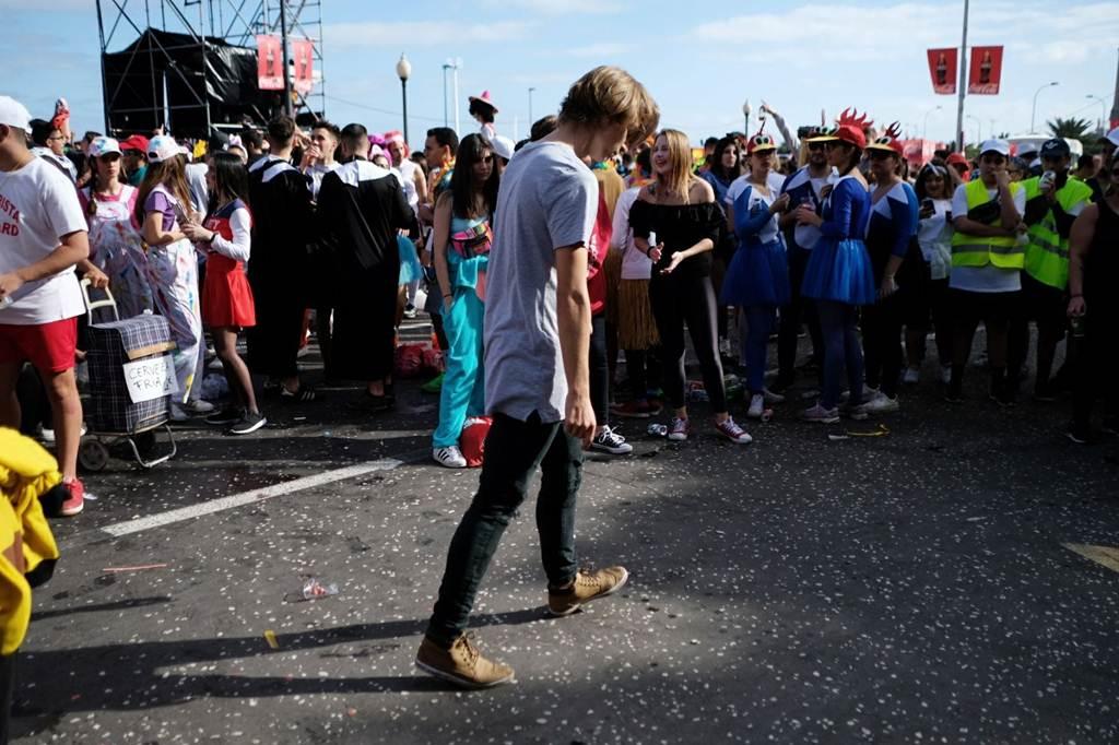carnaval Día domingo 6