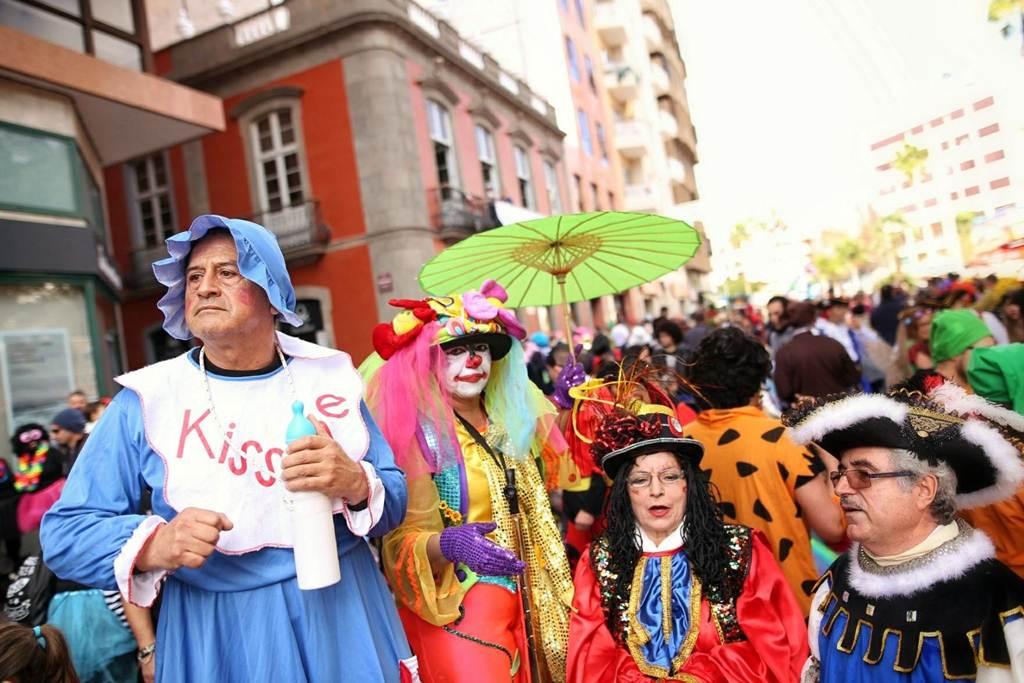carnaval Día domingo 7