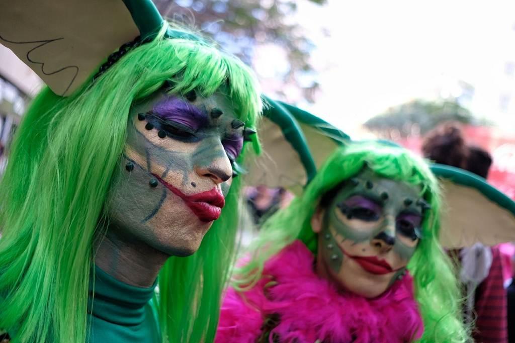 carnaval Día domingo 8